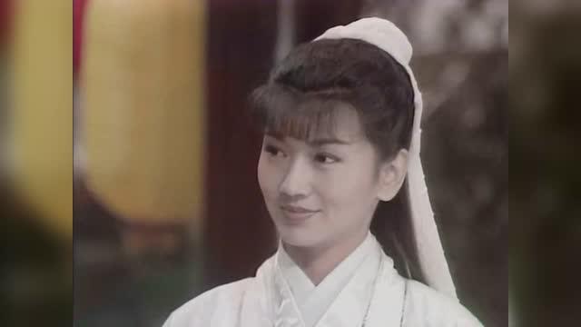 新白娘子传奇:许仕林与媚娘初见图片