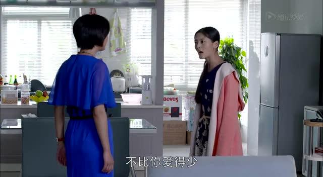 邓兰馨为争夺向晨与林舒大打出手 - 电视剧 - 3023图片