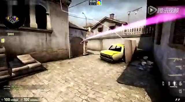 视频:csgoinferno炼狱小镇投掷物教学2