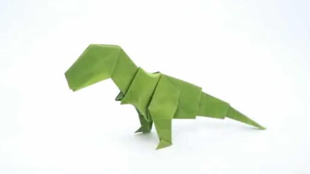折纸可以叠什么动物
