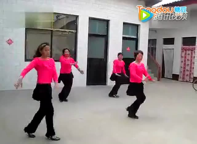 官村广场舞 独一无二图片