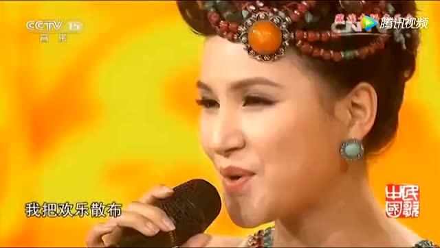 天籁之爱歌�y�:,,_阿旺,泽仁央金《天籁之爱》,一首很好听的歌曲,唱的也