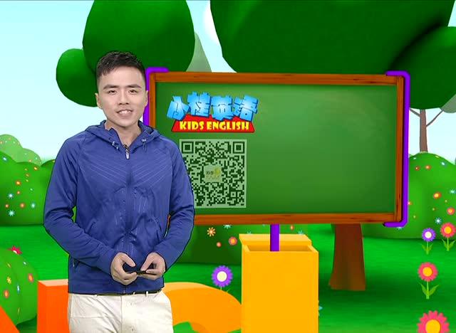 小桂英语|指手画脚!图片
