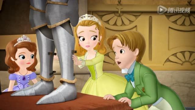苏菲亚公主:求求你,你就帮我这一次好吗,安柏
