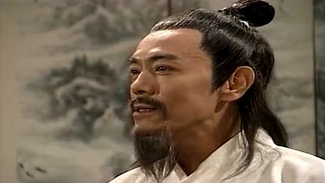 《绝代双骄》江别鹤对江玉郎讲出了自己身世的秘密