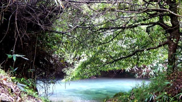 贵州镇远铁溪风景区