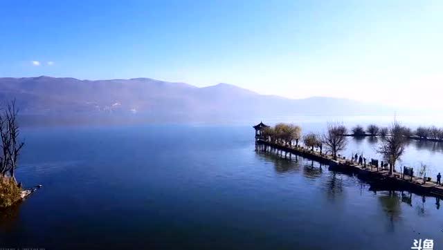 洱海美景,让心宁静的地方