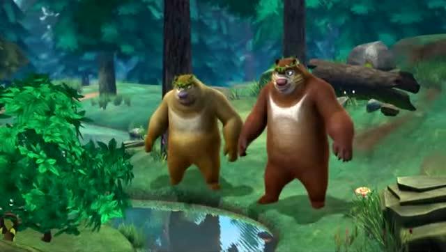 熊出没 第一季 020 丛林保卫战图片