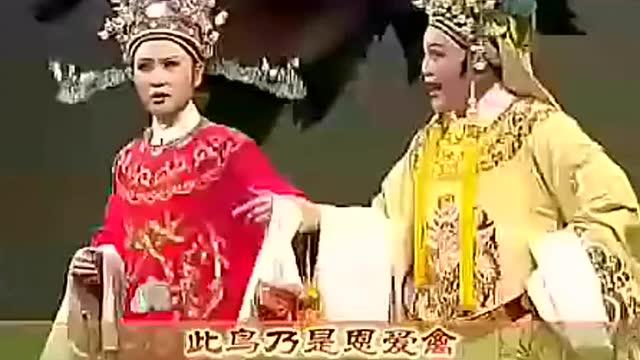 越剧演唱 单仰萍汪秀月《孟丽君之游上林》真的很棒!图片