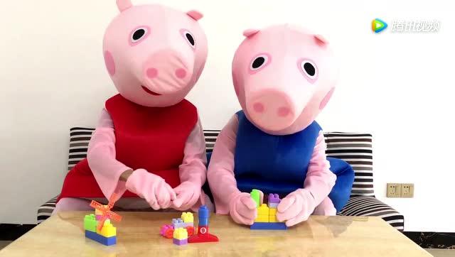 少儿 小猪佩奇熊出没光头强儿童游戏幼儿玩具医生厨房玩具炊具玩具