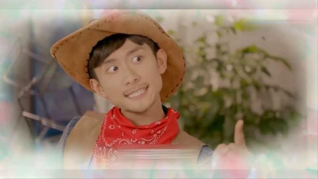 《柒个我》套马的汉子朱长江,幽默搞笑撩白欣欣一起跳舞图片