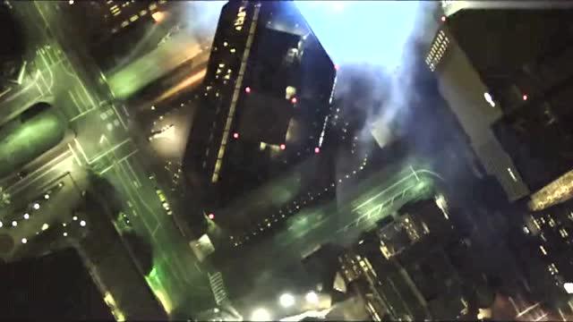 美国最新科幻片《天际浩劫2》:外星人进攻地球