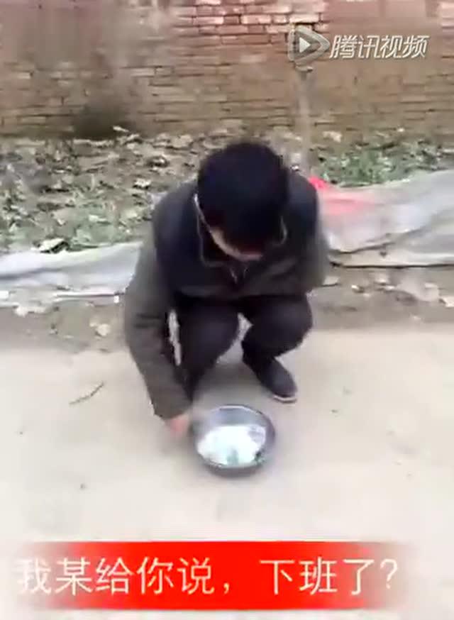 视频: 要饭