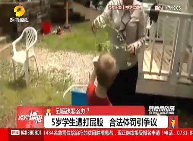 5岁学生遭打屁股合法体罚引v学生-女生-3023视频的礼物新闻生日图片