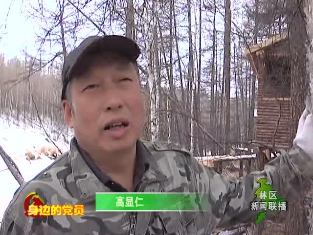 内蒙古大兴安岭电视台20160705林区新闻联播