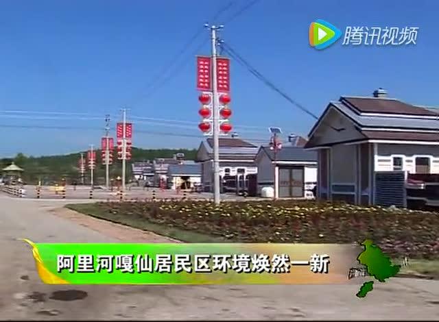 内蒙古大兴安岭电视台20160725林区新闻联播