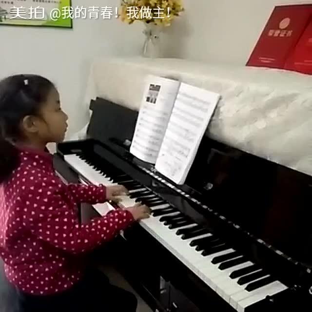 春之歌 钢琴曲