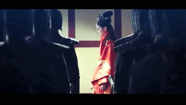 刘亦菲,钟汉良,迪丽热巴,胡歌,任嘉伦《流亡城》古装混剪,超带感!