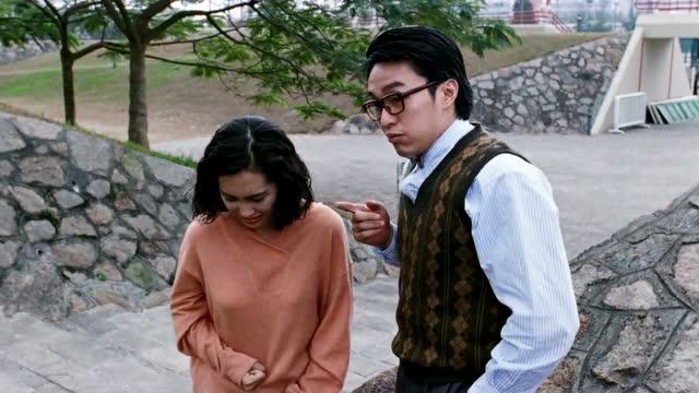 逃学威龙2:周星星被被朱茵表白手足无措图片