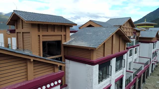 西藏林芝-遥远的家颜色有什么都别墅玻璃图片
