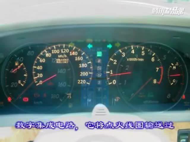 汽车电气基础知识第13讲:转速表讲解
