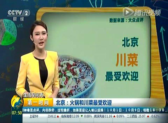 北京:火锅和川菜最受欢迎 - 财经 - 3023视频 - 3023.