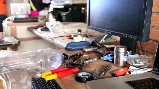 手工达人教你用塑料瓶制作捕鼠神器 简单实用