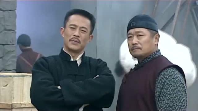 大染坊:陈六子情义高,十几年前的对手,却成了现在的老