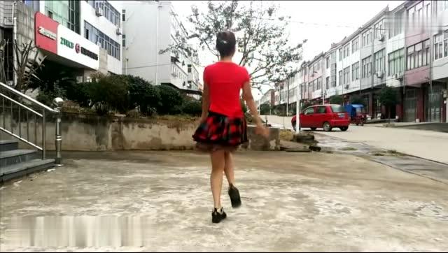 广场舞《拥抱你离去》