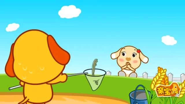 亲宝儿歌-捉泥鳅-ktv版图片