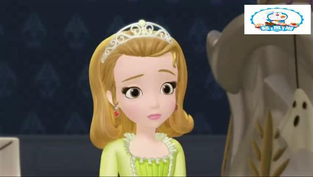 小公主苏菲亚全集:公主王子们自己做衣服,安柏这下要输给苏菲亚了