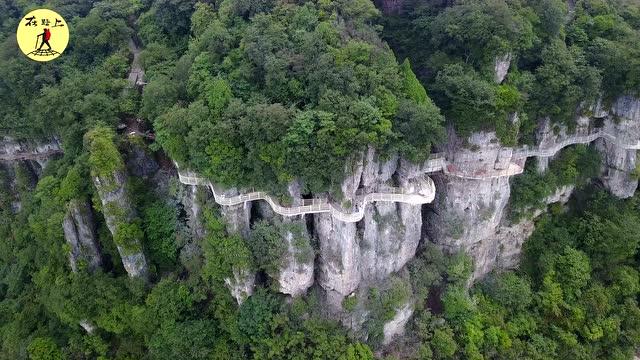 汉中南郑龙头山森林公园