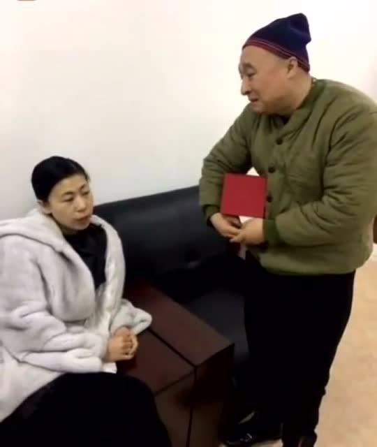 本山传媒副总在刘老根大舞台讲话图片
