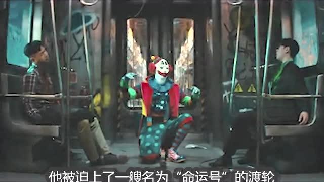 60秒前瞻电影《动物世界》李易峰演技进步显而易见悲情小丑大杀四方