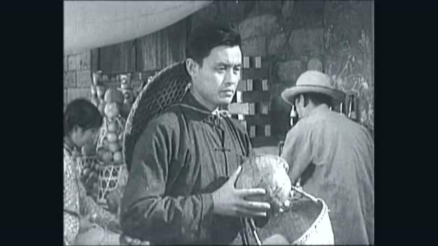 一部59年上映的老电影反特片 还有多少人记得?