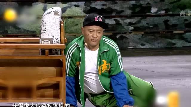 赵四小品全集完整版_刘能,赵四小品《老王卖瓜》自卖自夸,么么哒笑翻了