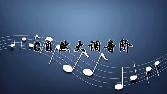 手风琴自然大调音阶指法及其规律性(贝司)图片
