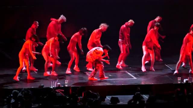 权志龙《bullshit》母胎巡演首尔场首秀