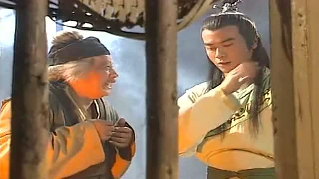 《绝代双骄》江别鹤抓走铁心兰,让铁战露出马脚