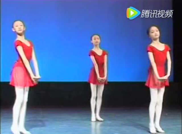 中国舞舞蹈考级5图片