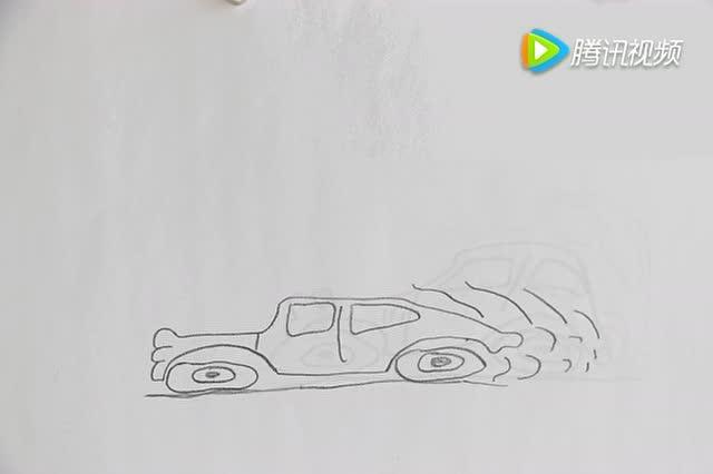 手绘定格动画