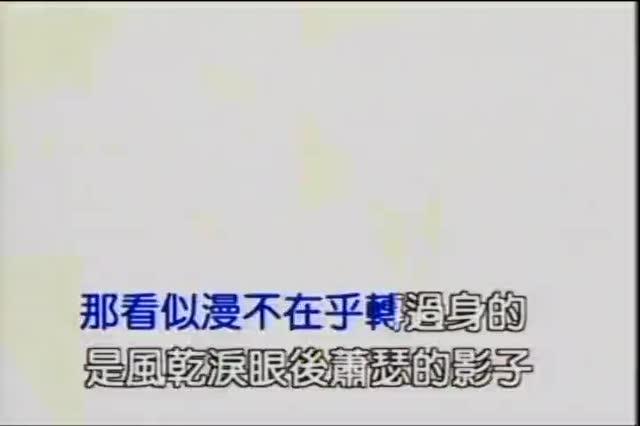 林志炫的《你的样子》,送给大家图片