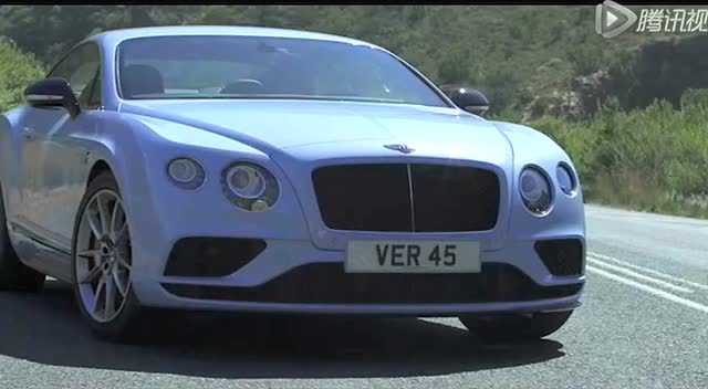 2016款宾利欧陆bentley continental gt v8 s图片
