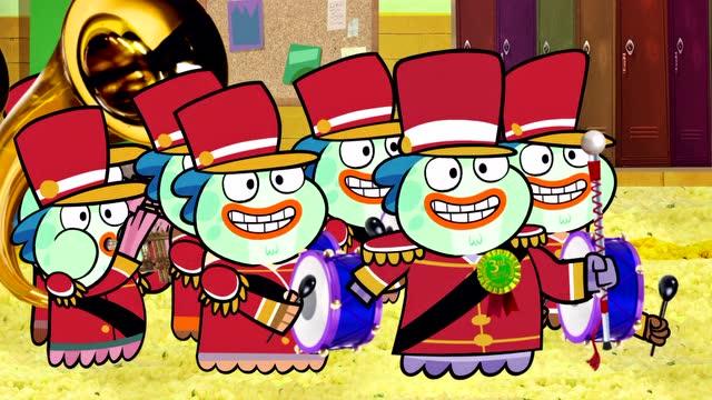 鱼乐圈第二季英文版 02图片