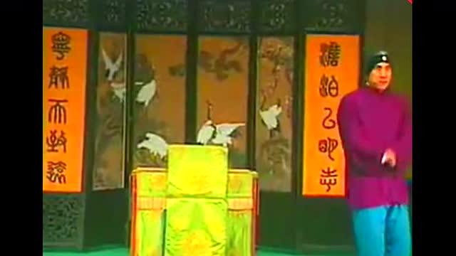 曲剧:白军选《小姑贤》为人在世莫当家