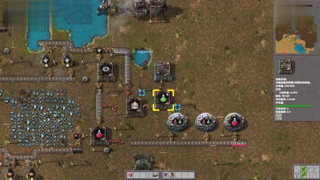 异星工厂 6 - 虫巢! (factorio)