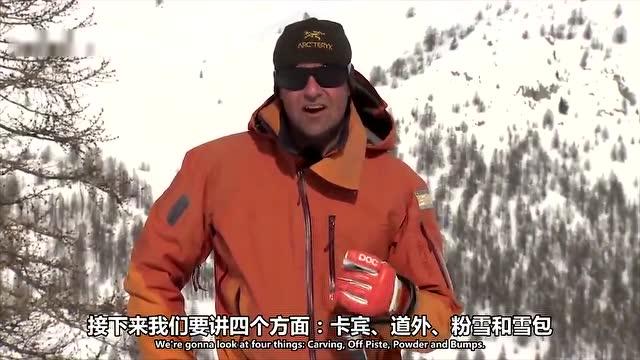 气质大叔教你双板滑雪(4): 学习点仗