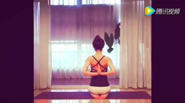 驼背矫正瑜伽_驼背怎么矫正九个瑜伽招式纠正驼背_热点关