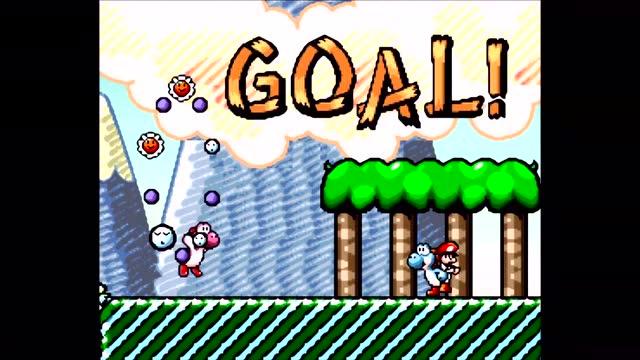 超级玛丽之耀奇岛冒险 不踩蘑菇改打棒球了