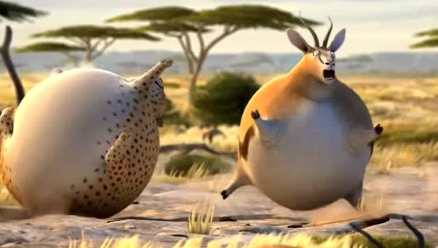 搞笑:如果动物变胖了会怎么样? - 少儿 - 3023视频